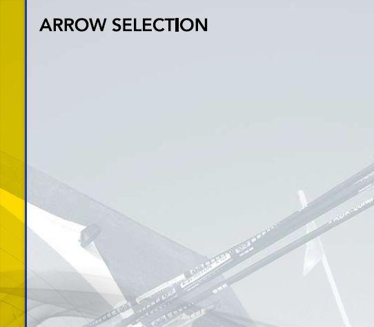 Easton Arrow Selection Charts 2018